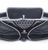 Fuelbelt FuelBelt Helium Ergo Men's Belt: Black/Gray