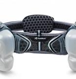 Fuelbelt FuelBelt Helium Ultra Light Belt: Black/Gray