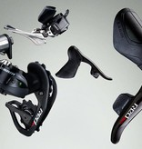 SRAM SRAM Red eTap Electric Road Kit: Shift/Brake Levers, Front/Rear Derailleurs and Batteries, Charger, USB Stick and Quick Start Guide
