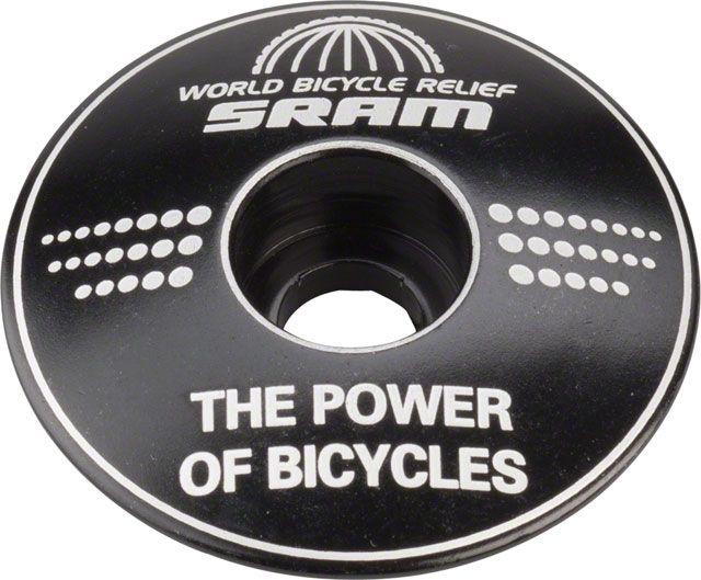 SRAM SRAM World Bicycle Relief Stem Top Cap