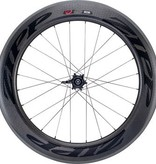 Zipp Speed Weaponry Zipp 808 Firecrest Carbon Clincher Rear Wheel, 700c, V3, 11-speed, SRAM / Shimano, Black Decal