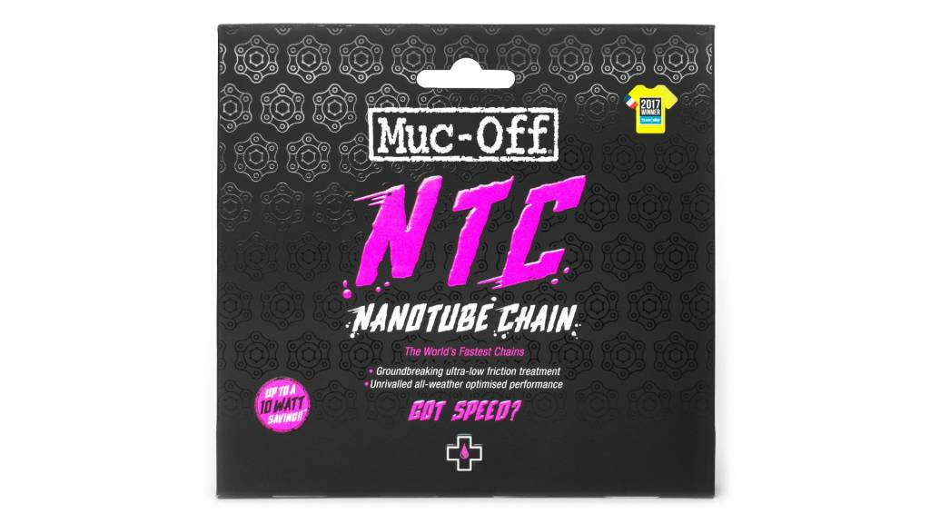 Muc-Off Muc-Off, Nanotube, Chain, 11sp., 116 links, Shimano Dura Ace