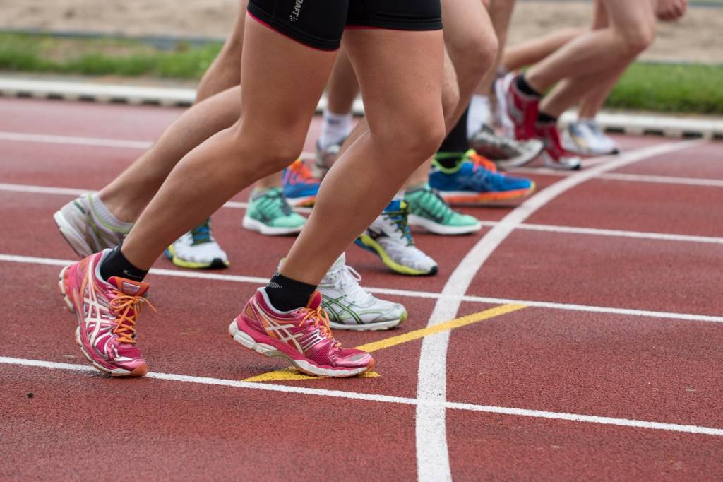 Why Good Running Shoes Rule The Triathlon
