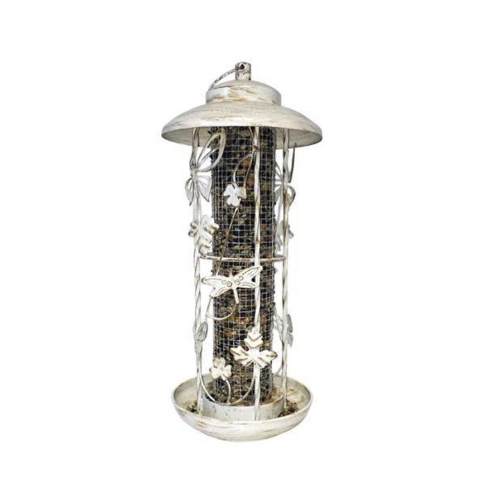 Dragonfly Screened Bird Feeder