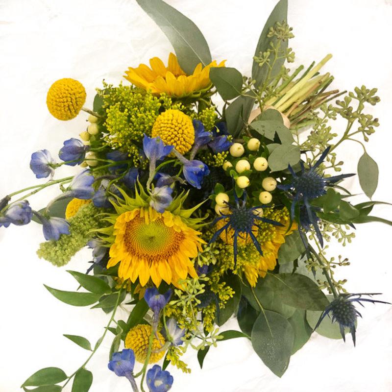 Bright Skies Bouquet
