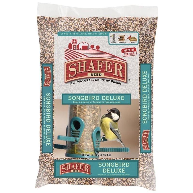 Shafer Seed Shafer Songbird Deluxe 8#
