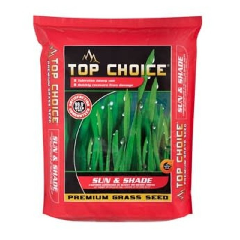 Top Choice Sun & Shade Mix 20#
