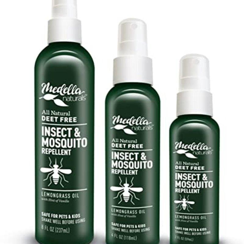 Medella Naturals Insect Repellent 4 oz