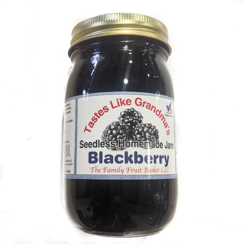 Blackberry Seedless Jam