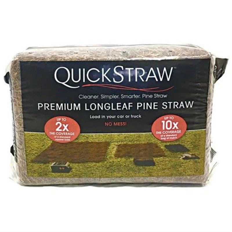 Clean Straw Pine Needles