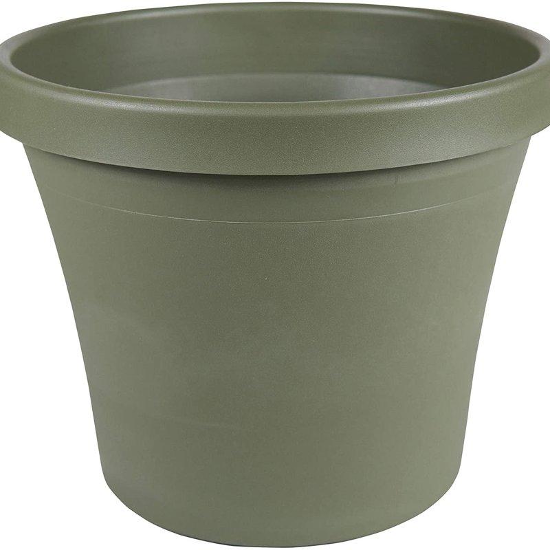 """PL Bloem Terra Pot Living Green 14"""""""