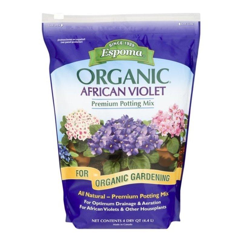Espoma African Violet Mix 4 Qt