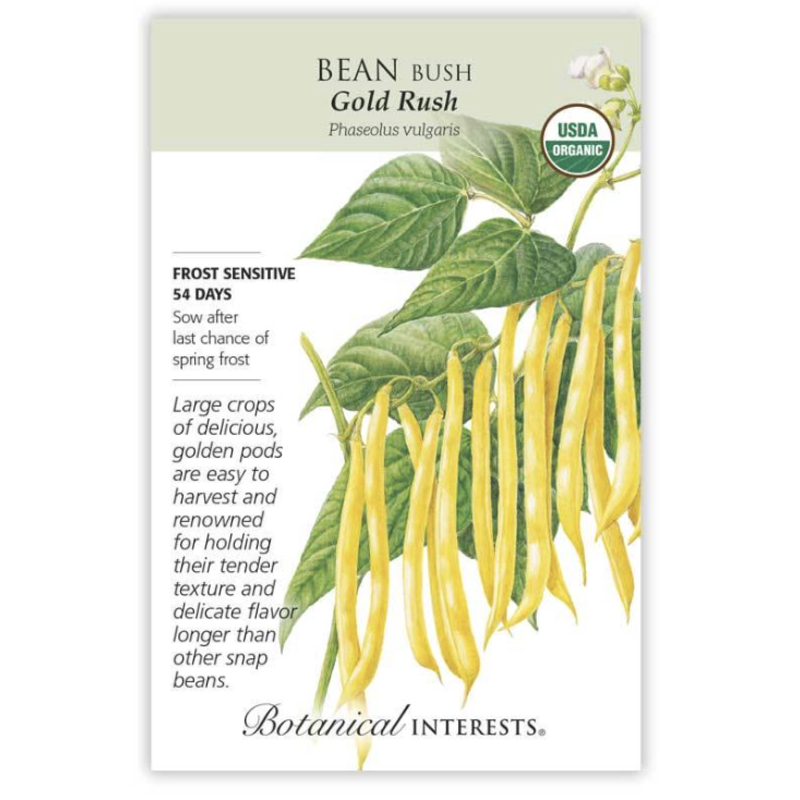 BI Seed, Bean Bush Gold Rush