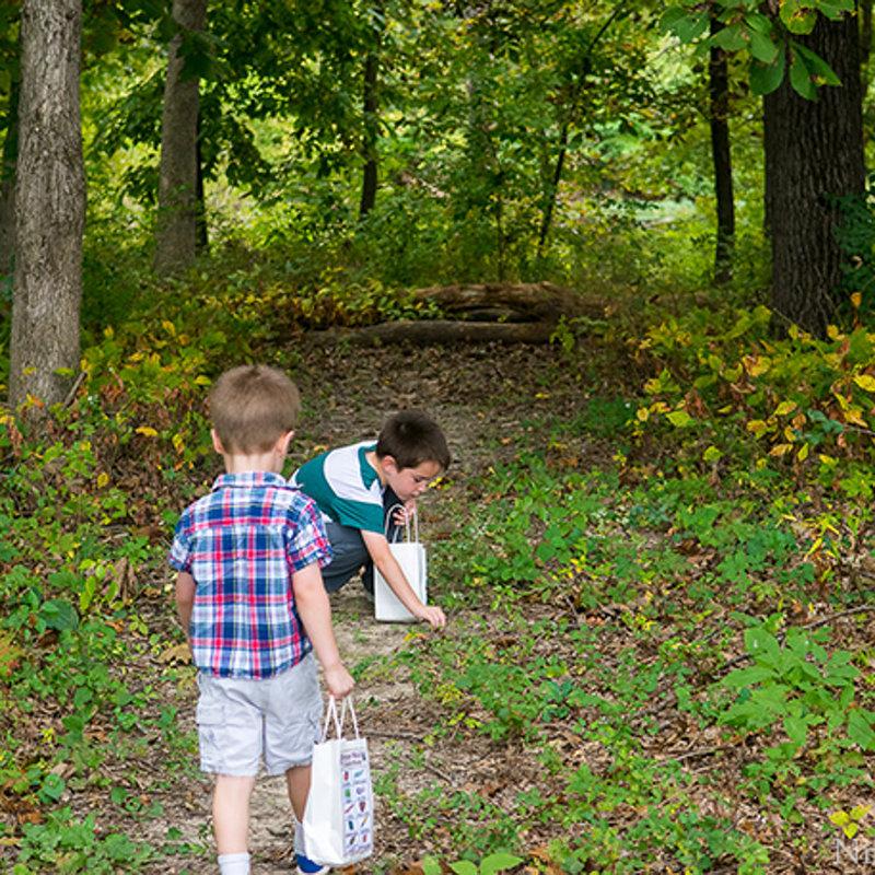 Field Trip Kit: Nature Scavenger Hunt