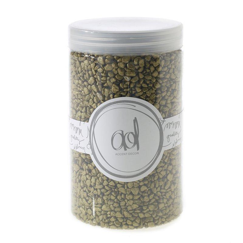 Deco Pebbles Gold 46 oz