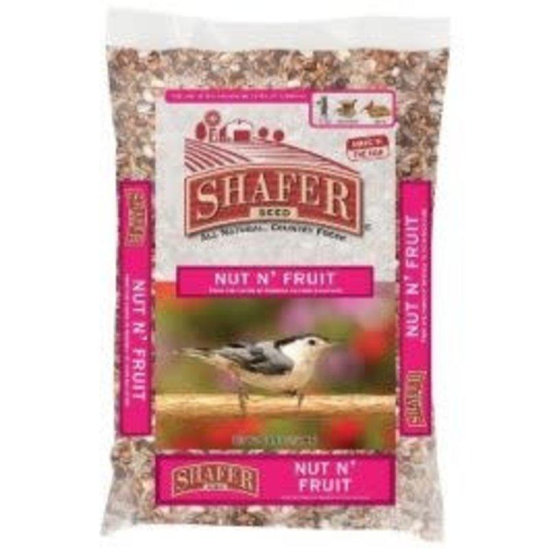 Shafer Fruit n' Nut Seed 8#