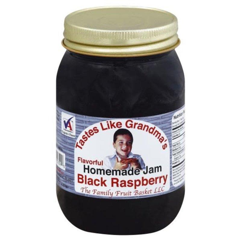 Black Raspberry Seedless Jam