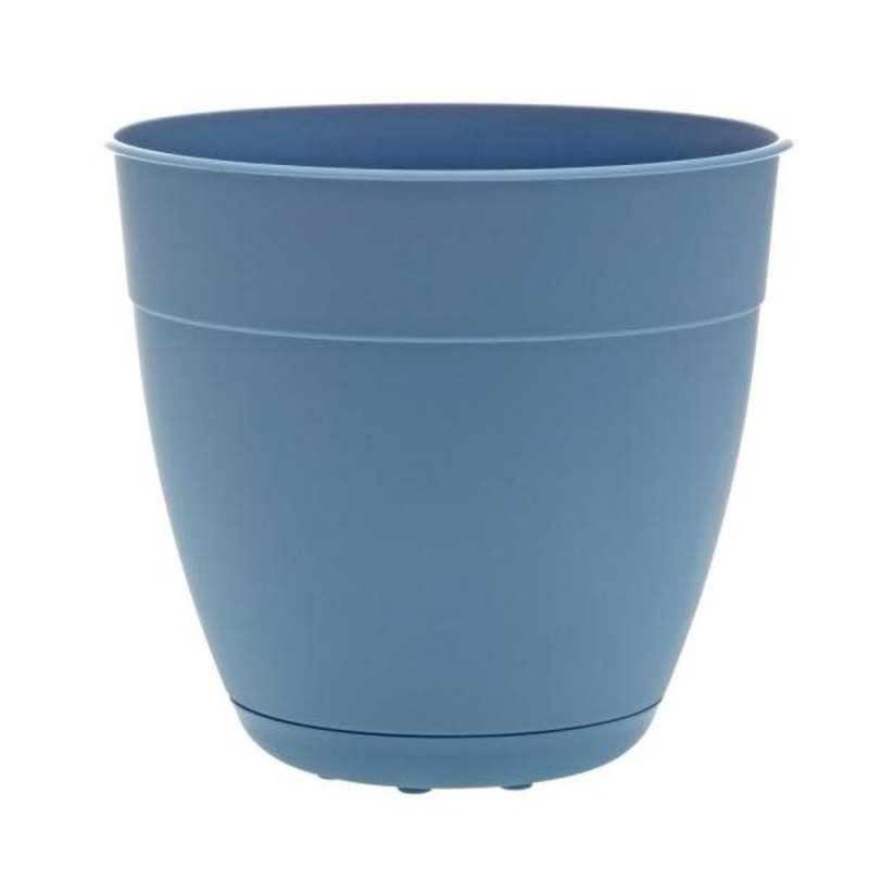 "PL Bloem Dayton Planter Ocean Blue 16"""