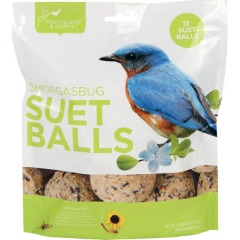Suet Balls Smorgasbug 12 Pk