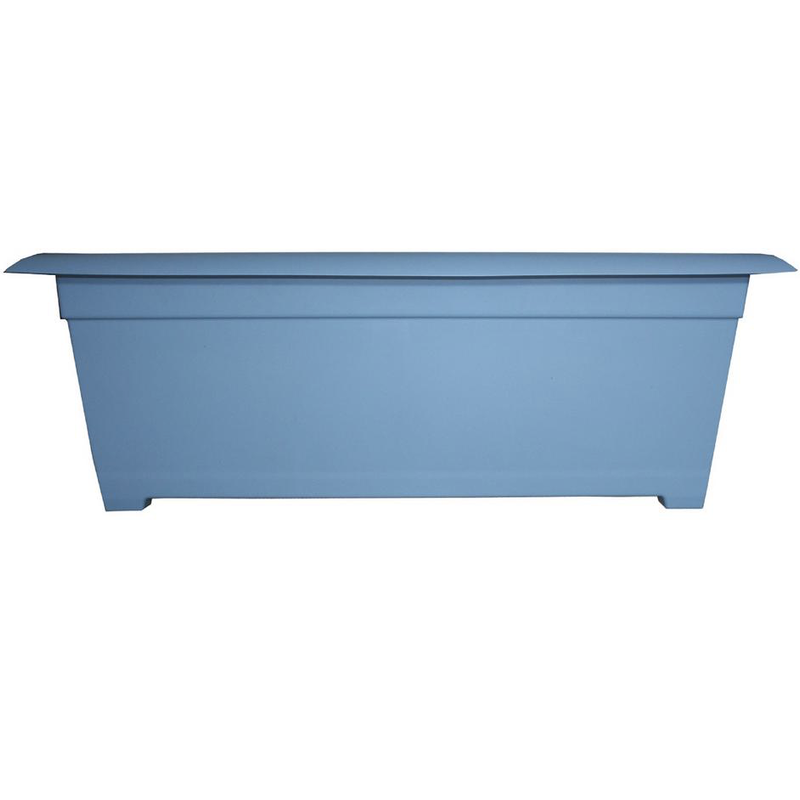 "PL Bloem Dayton Deck Box Ocean Blue 27"""