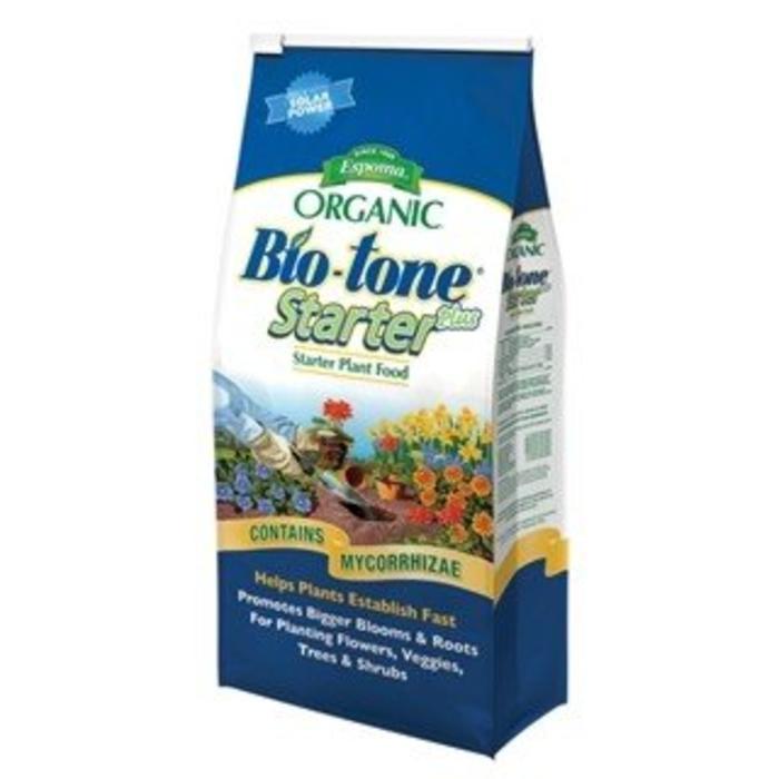 Espoma Bio Tone Starter Plus 18#