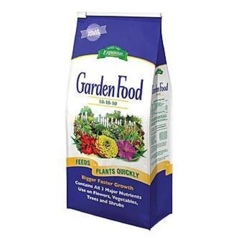 Espoma Espoma Garden Food 10-10-10 6.75#