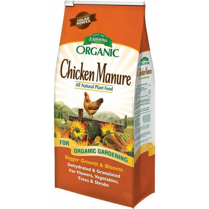 Espoma Chicken Manure 25#
