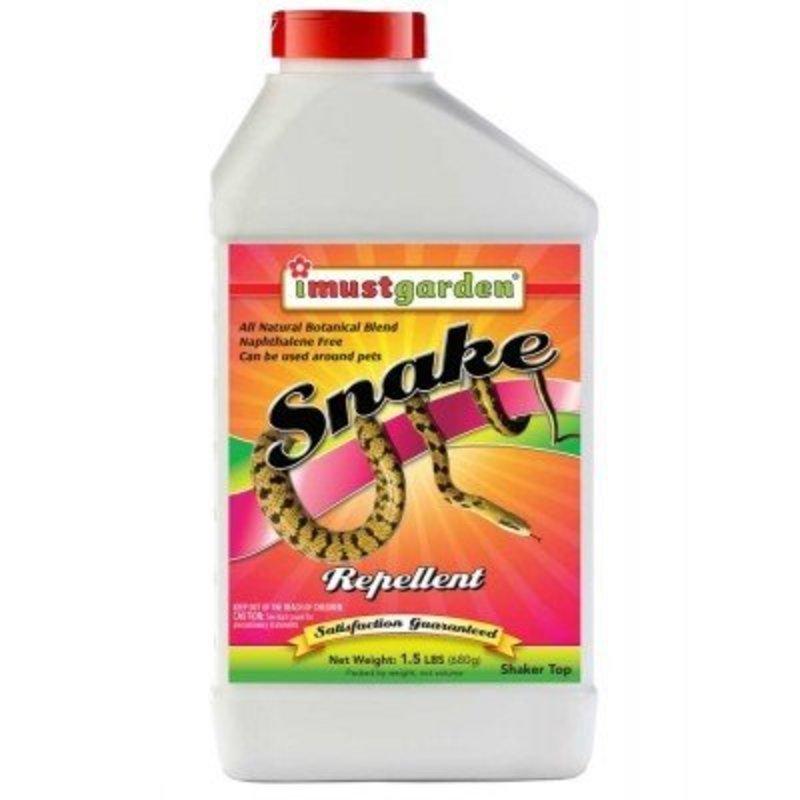 I Must Garden IMG Snake Repellent 1.5# Granules