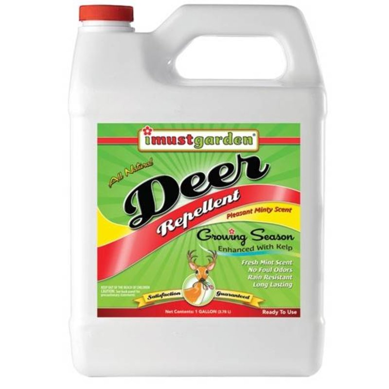 I Must Garden IMG Deer Repellent 1 Gal RTU