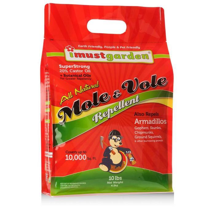 IMG Mole & Vole Repellent 10# Granules