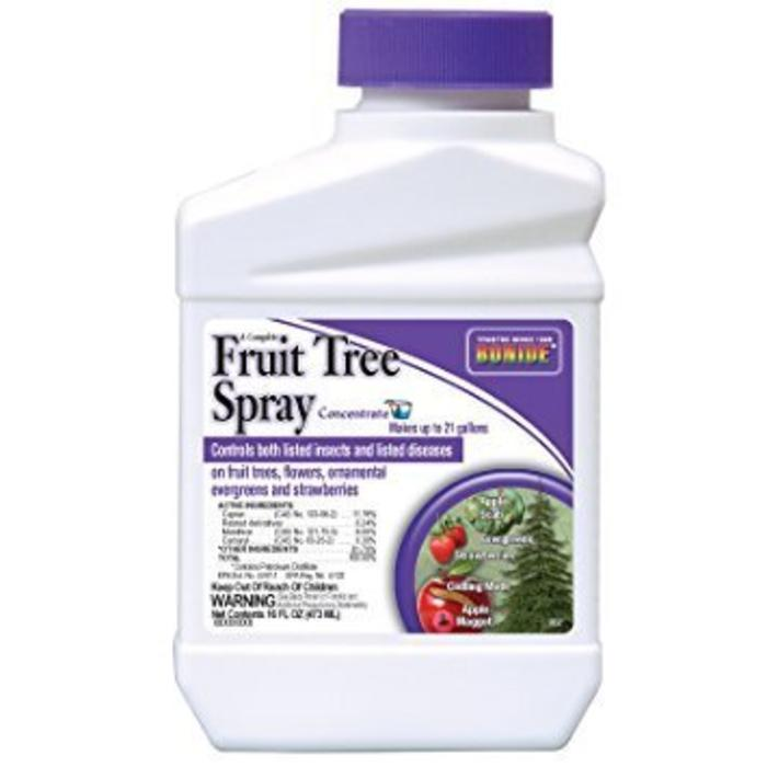 Bonide Fruit Tree Spray 16 oz Concentrate