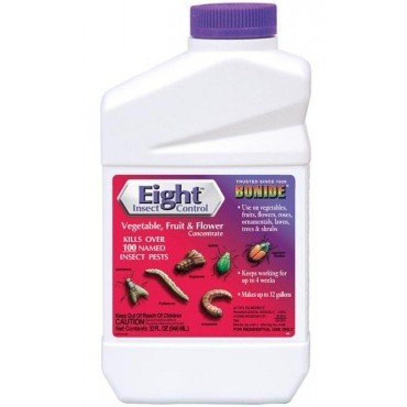 Bonide Bonide Eight Insect Control 16 oz Concentrate