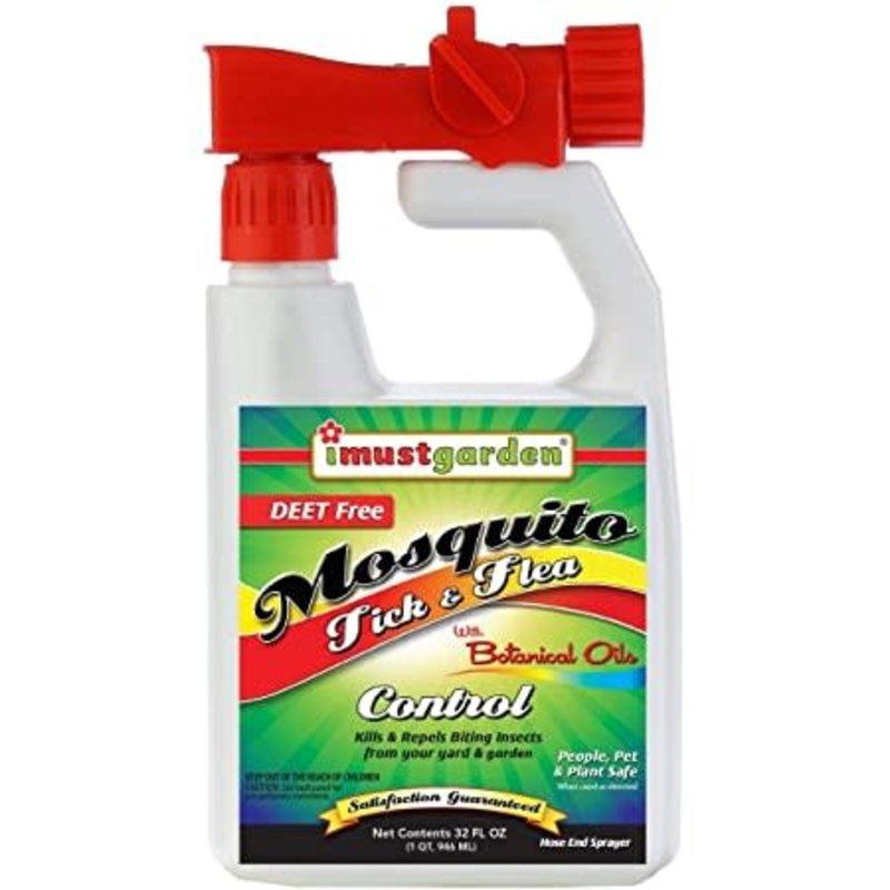 IMG Mosquito, Tick & Flea 32 oz Hose End