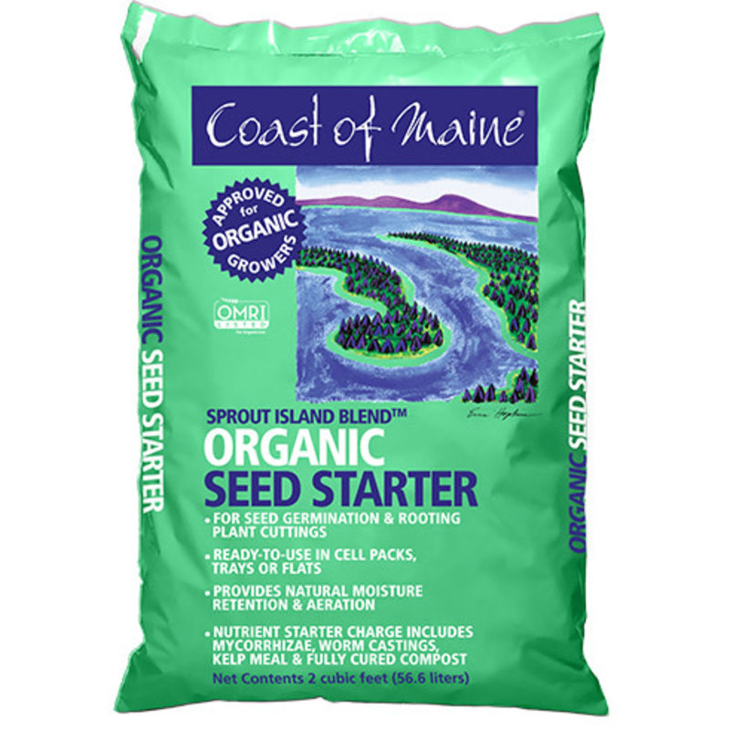COM Sprout Island Seed Starter 8 Qt