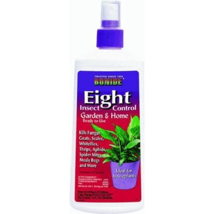 Bonide Eight Houseplant Spray 12 oz