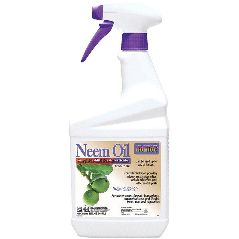 Bonide Neem Oil 32 oz RTU