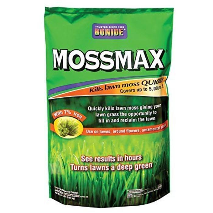 Bonide Moss Max Control 20#