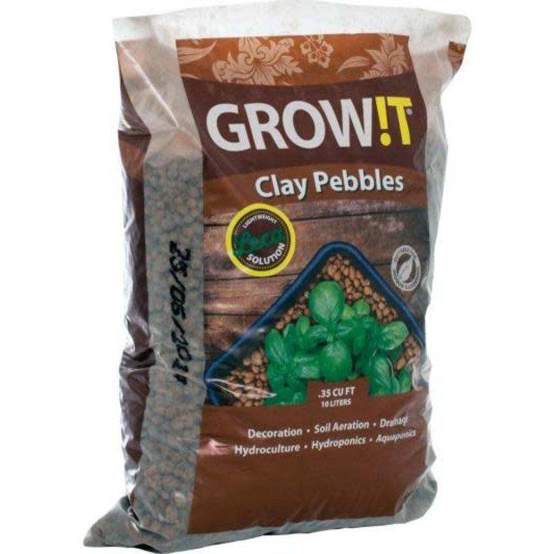 Grow !T Clay Pebbles 25 L