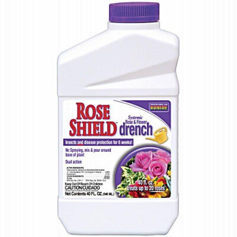 Bonide Rose Shield Drench 40 oz