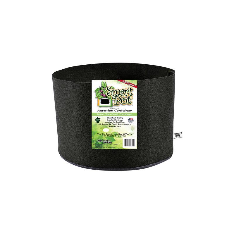 Smart Pot Black 45 Gal