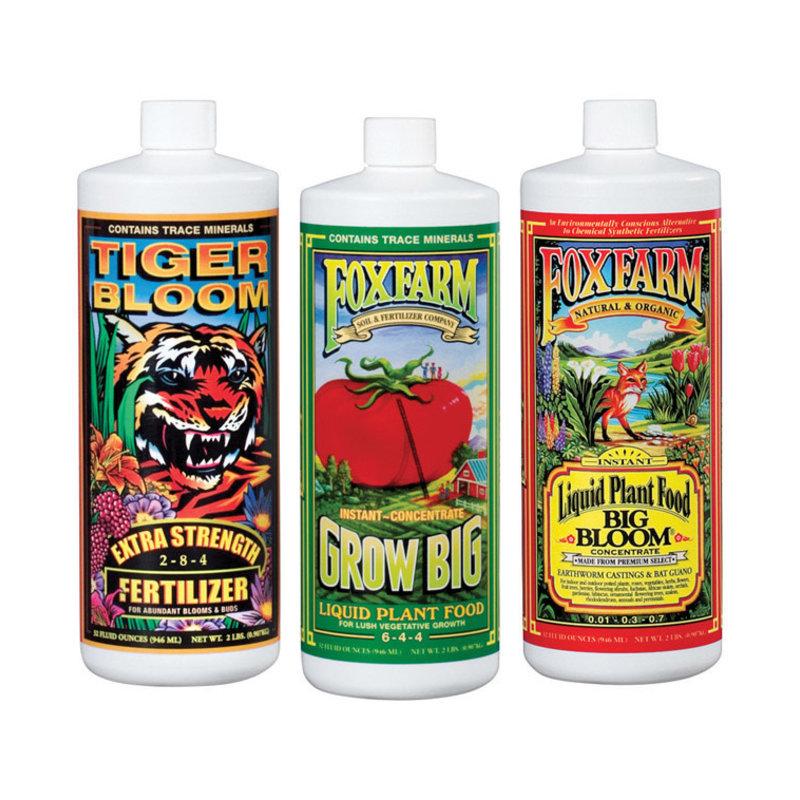 Fox Farm Nutrient Trio 32 oz