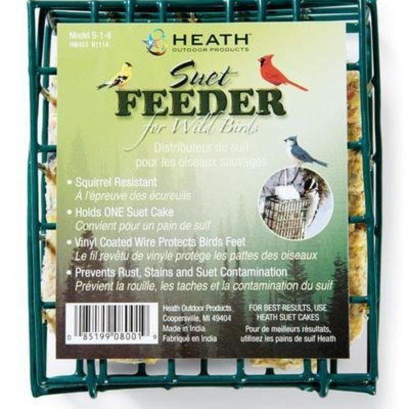 Heath Suet Cage Holder