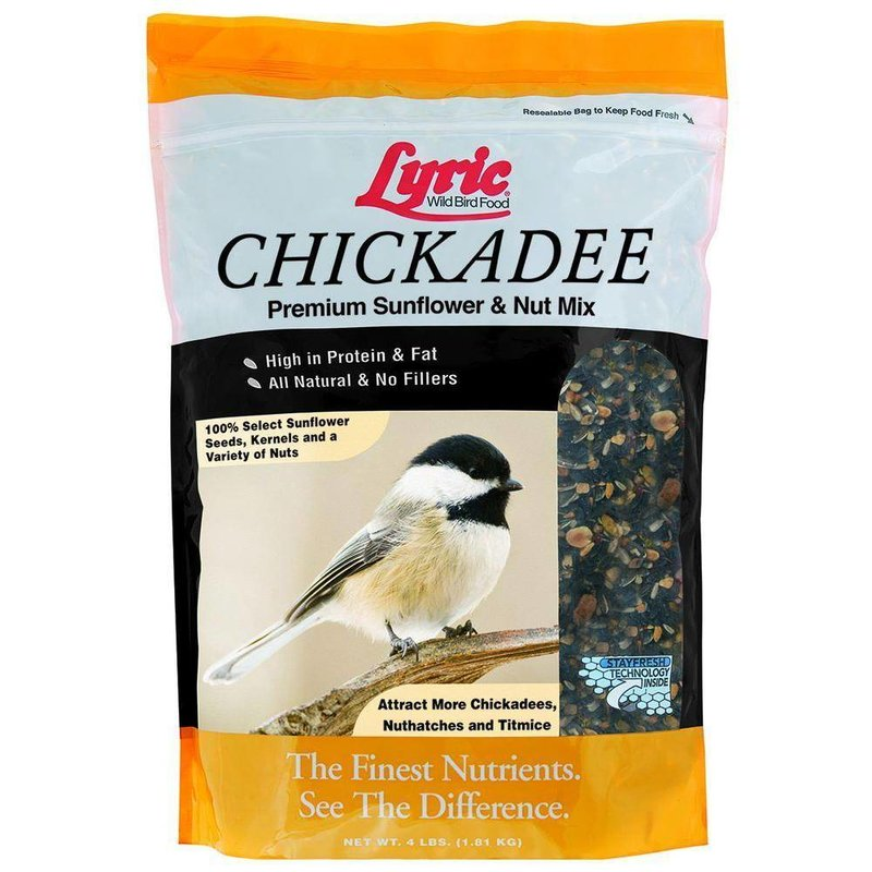 Lyric Lyric Chickadee Seed 3.5#