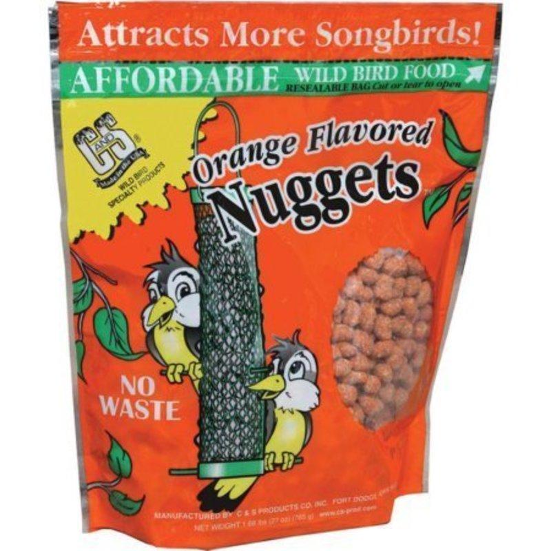 C&S Orange Nuggets 27 oz