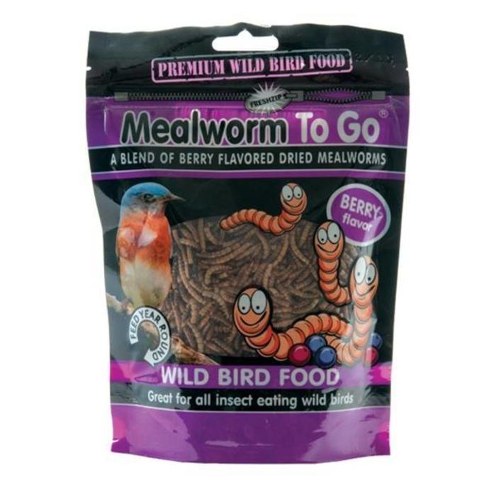 Unipet Mealworm & Berry 3.5 oz