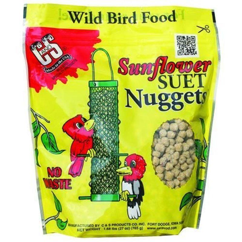 C&S Sunflower Nuggets 27 oz