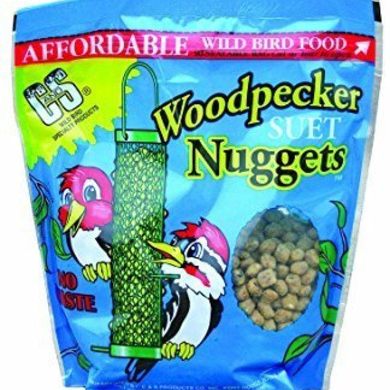 C&S Woodpecker Nuggets 27 oz