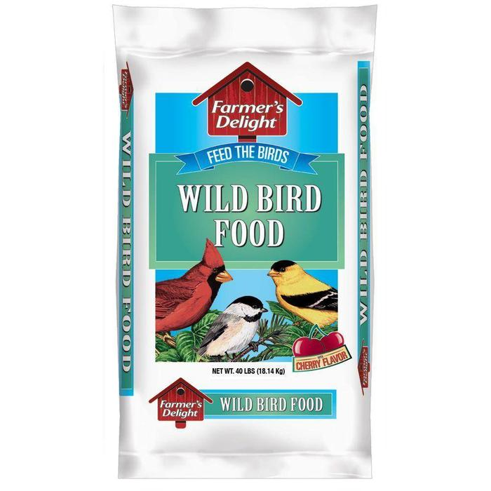 Farmer's Delight Wild Bird Food 20#