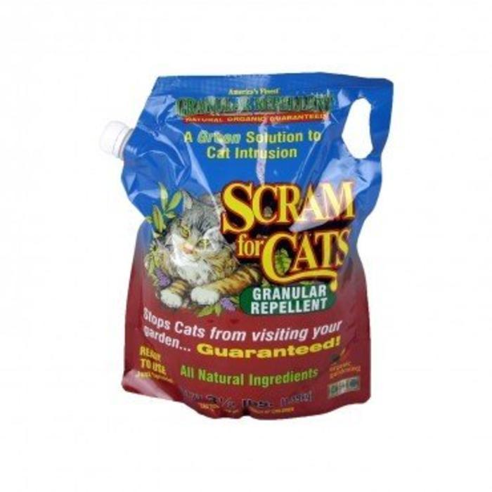 Scram for Cats 3.5# Granules