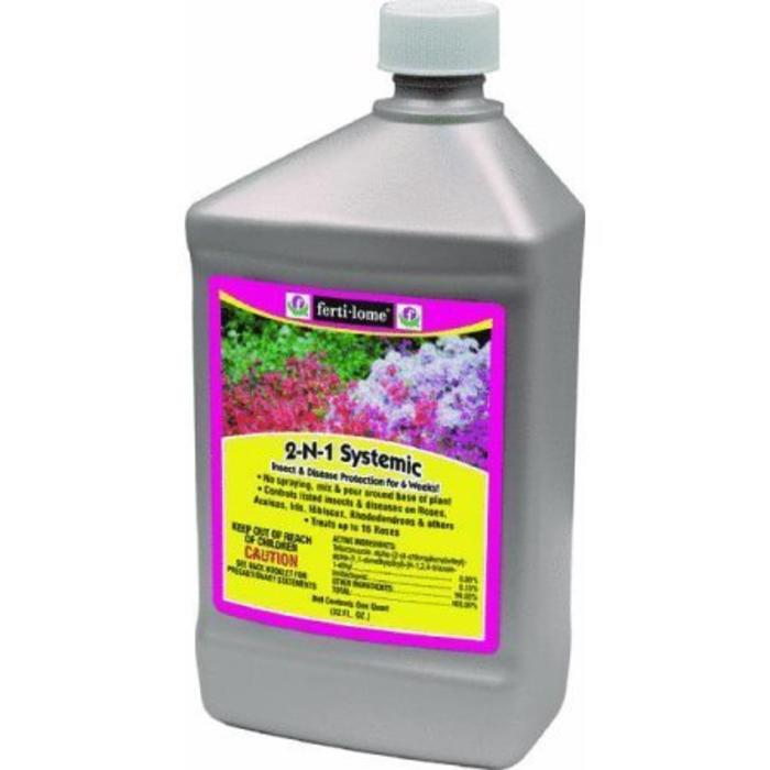 F-L 2-N-1 Systemic Drench 32 oz Concentrate